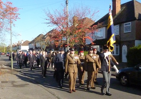 Remembrance Sunday Guildford